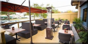 Namese Vietnamese Restaurant Patio Section